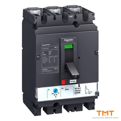 Picture of CVS100B TM80D 3P3D