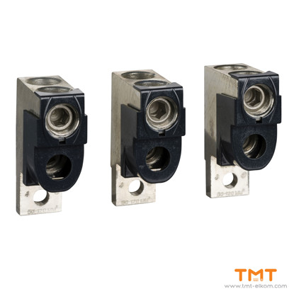 Picture of 3 CONNECTORS (2X 50-120MM?) PH BARRIERS  INV/INS NSX100-250