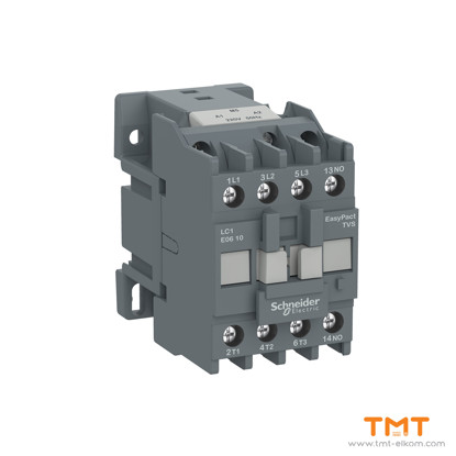 Picture of 3P CONTACTOR TESYS E 1NO 11KW 400V AC3 2