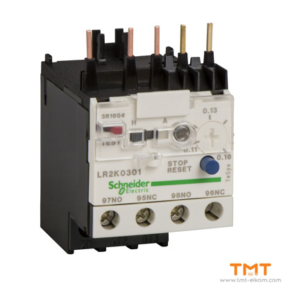Picture of TESYS K OVERLOAD RELAY CL10 0.23 - 0.36A