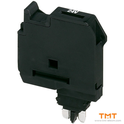Picture of FUSE CARRIER FOR 5X20 MM FUSE, 6,2MM WID
