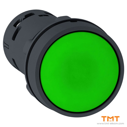 Picture of PB - SPRING RTN, GREEN -1NO