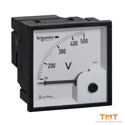 Picture of VOLTMETER 72X72 0-500V