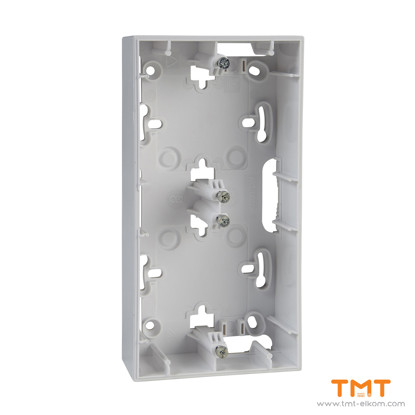 Picture of SURFACE MOUNTING BOXES 2G