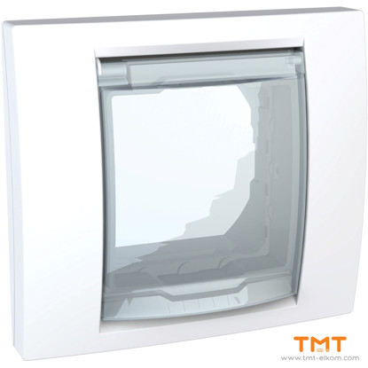 Picture of COVER AND SUPPORT IP44 WHITE/WHITE