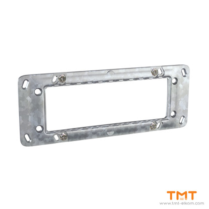 Picture of 6 MOD FIXING FRAME ZAMAK