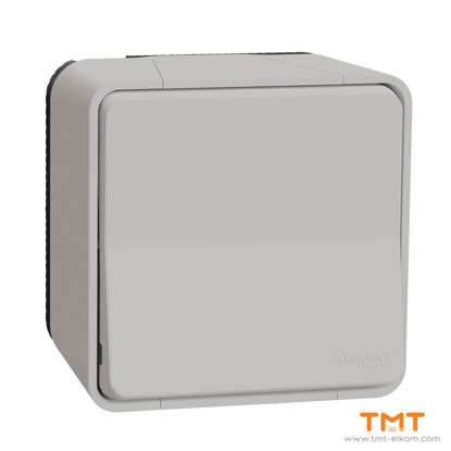 Picture of Mureva two-way switch, surface, white