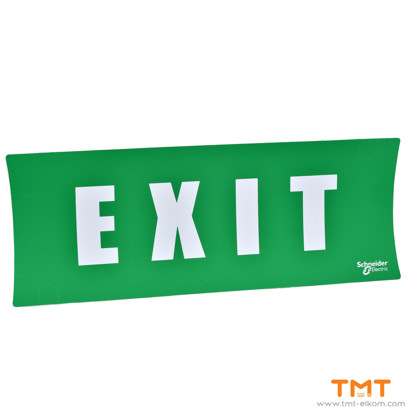 Picture of 10 EXIT PICTOGRAMS RILUX 6W