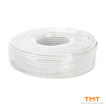 Picture of CABLE RG6/64 CCS 100М COAXIAL, TMT