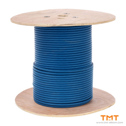 Picture of CABLE SFTP CAT7 CU 4Х2Х0.50 23 AWG LAN TMT LSZH BLUE 500М