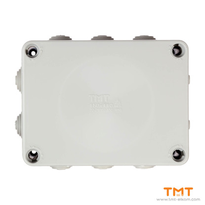 Picture of TMT ELKOM Junction box 150x110 Gray