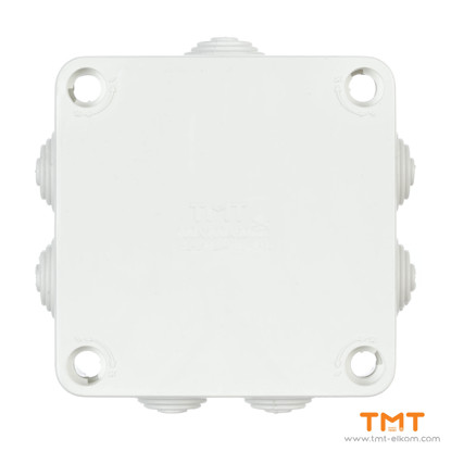 Picture of TMT ELKOM Junction box 110x110 White