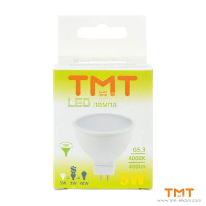 Picture of LED LAMP 5W G5.3 230V 4000K TMT