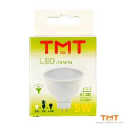 Picture of LED LAMP 5W G5.3 230V 6400K TMT