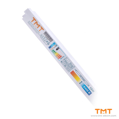 Picture of LED tube 18W,T8,G13,120cm,6400K,TMT