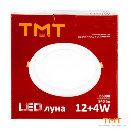 Picture of 12+4W down light,Size:190x30mm,Cut-hole:160mm