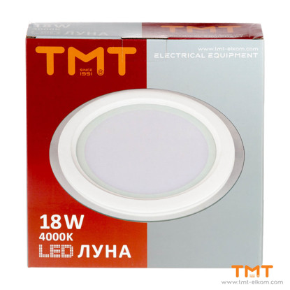 Picture of 18W down light,36 pcs SMD5730,Size:198x35MM