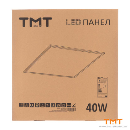 Picture of LED PANEL LP-0606-40W TMT