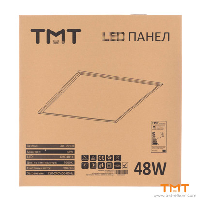 Picture of LED PANEL LP-595-48W TMT