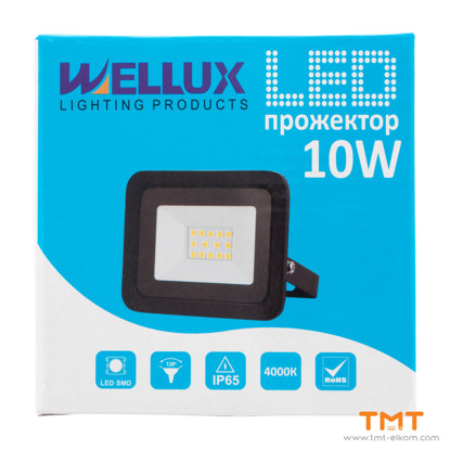 Picture of LED Floodlight LF-BK-10W