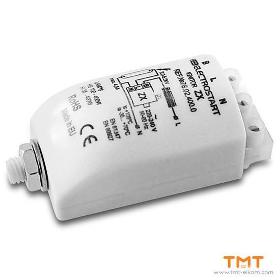Picture of ELECTRONIC SUPERIMPOSED IGNITOR ZX1000 12A
