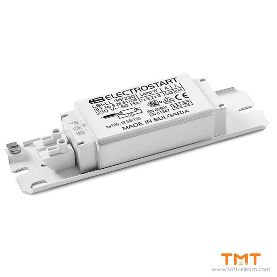 Picture of BALLAST 15W 230V 50Hz LSILL
