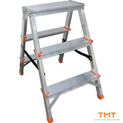 Picture of Aluminium Ladder ARON BG BSS3