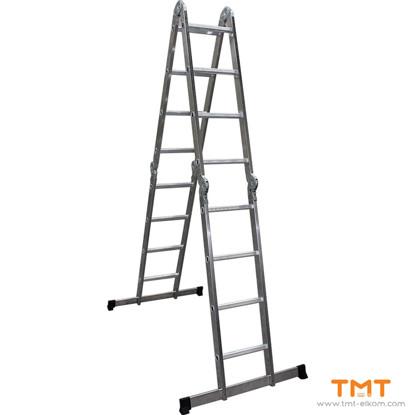 Picture of Aluminium Ladder ARON BG MH404