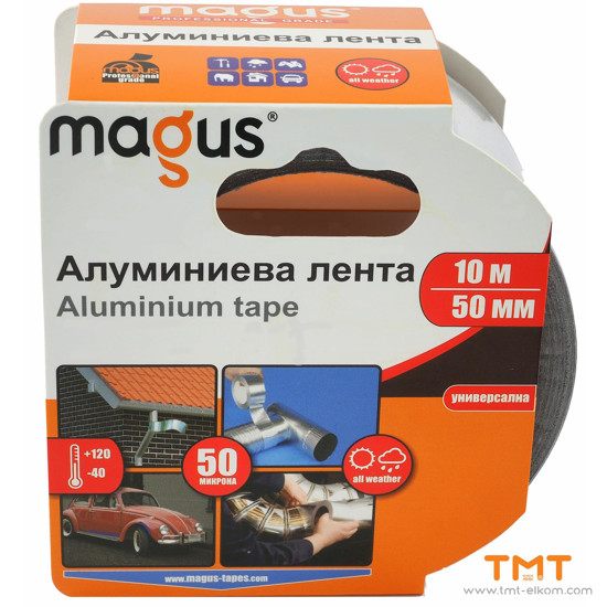 Picture of 0900 / MAGUS Aluminum tape 70 my 10m/50mm