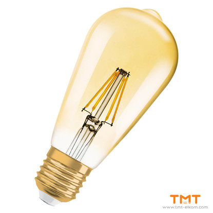 Picture of LED LAMP VINTAGE 1960  CLST36 4W Е27,2400K,410lm,230V
