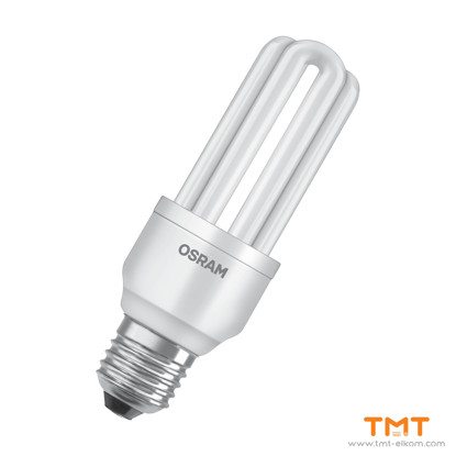 Picture of COMPACT FLUORESCENT LAMP DULUX STICK 11W/827 Е14 OSRAM