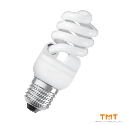 Picture of COMPACT FLUORESCENT LAMP DS.MTW 15W/827 E27 OSRAM