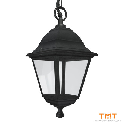 Picture of GARDEN LUMINAIRE ECO E27 IP44 HANGING BLACK LEDVANCE