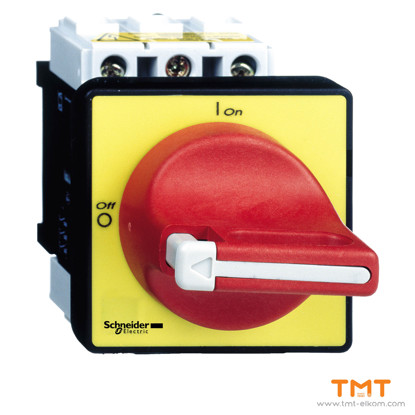 Picture of MAIN EMERGENCY SWITCH 25A