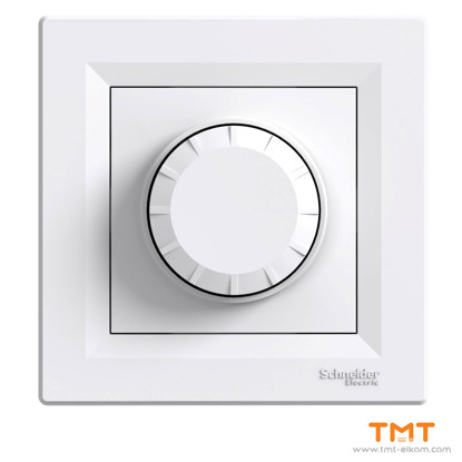 Picture of Asfora-2w rotary dimmer-RL, 40-600VA wh