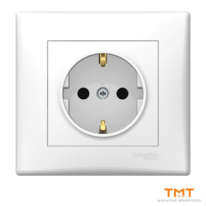 Picture of Sedna DIY-socket outl sideE-16A shutt wh
