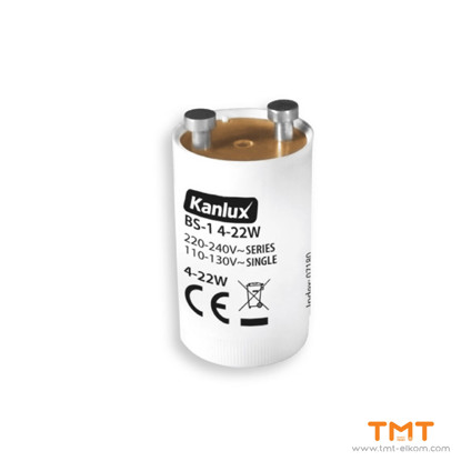 Picture of Starters for fluorescent lamps 7180